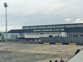 São Tomé International Airport airport