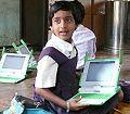 Sarasvati Khairat OLPC.JPG