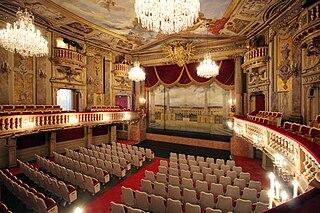 Schlosstheater Schönbrunn Schönbrunn palace theatre