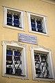 Schanzlgasse 14 Alexander von Humboldt-Gedenktafel Salzburg 2014 b.jpg