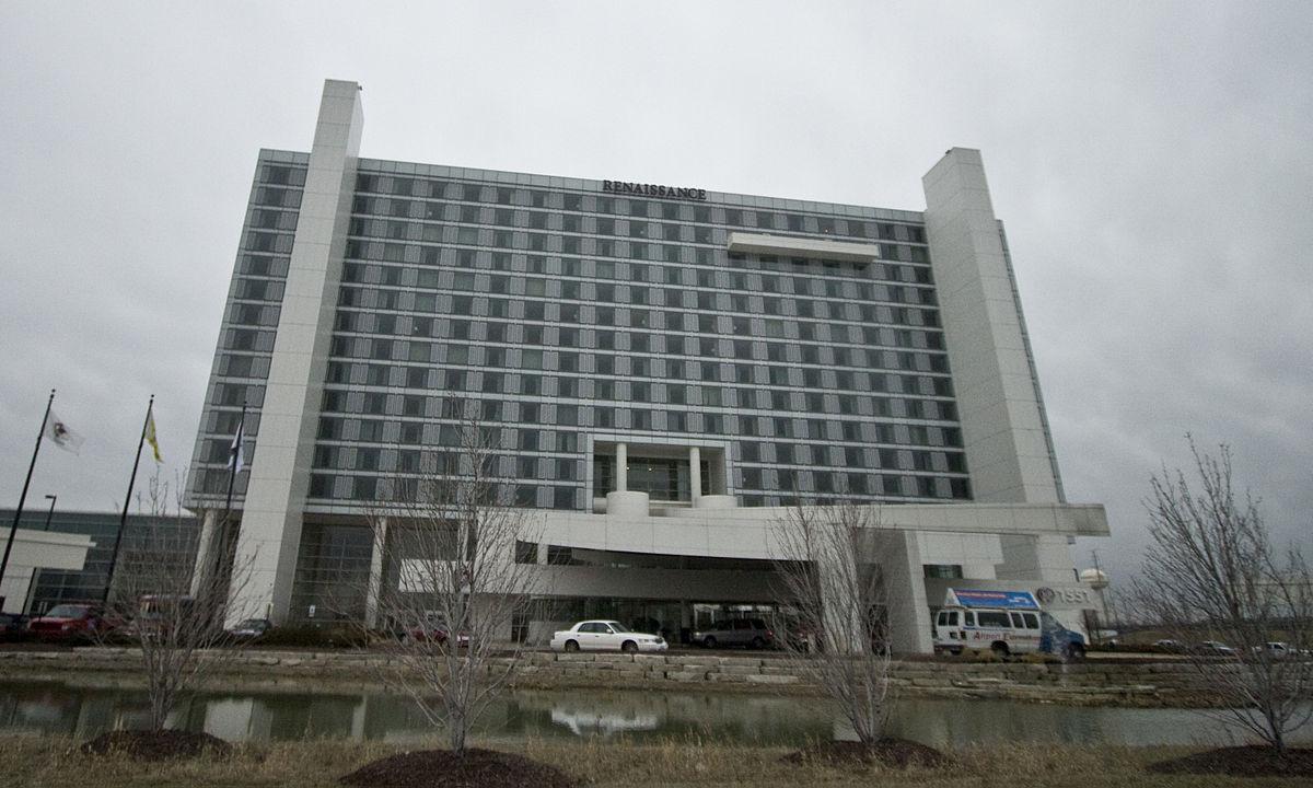 Renaissance Schaumburg Convention Center Hotel Wikipedia