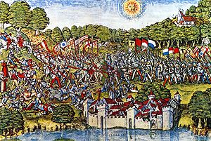Swiss Armed Forces - The Battle of Sempach, 1386