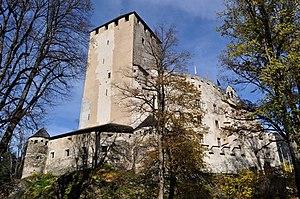 County of Gorizia - Bruck Castle, Lienz