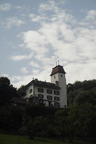 Rümligen - Rümligen Castle