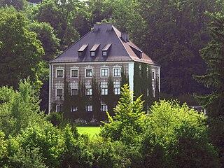 Berg Castle (Bavaria) castle