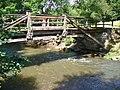 Schlosspark Tiefurt - Schafbruecke (Tiefurt Palace Park - Sheep Bridge) - geo.hlipp.de - 40288.jpg