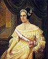 Scholze, Maximiliano - Retrato de Domitila de Castro Canto e Melo (Marquesa de Santos) (cropped).jpg
