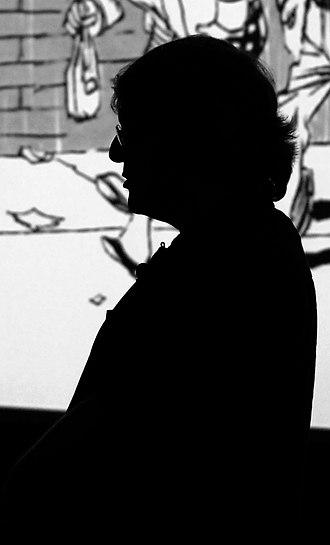 Scott McCloud - McCloud on the Making Comics Tour in Louisville, Kentucky