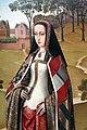 Scuola dei paesi bassi meridionali, ante del trittico di zierikzee, con filippo il bello e giovanna la pazza, 1495-1506 ca. 03.JPG