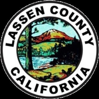 Lassen County, California - Image: Seal of Lassen County, California