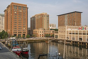 Seaport Hotel and Seaport World Trade Center - Image: Seaport Boston Hotel & World Trade Center