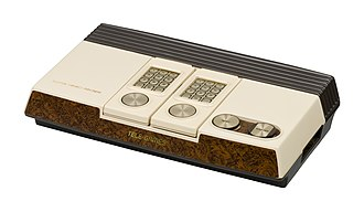 Intellivision - Super Video Arcade