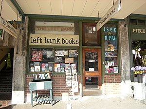 Left Bank Books - Left Bank Books in 2008
