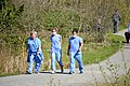 Seattle - People in scrubs in Union Bay Natural Area during the time of COVID-19.jpg