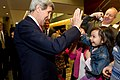 Secretary Kerry High Fives a Young Girl (8657291411).jpg
