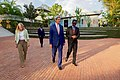 Secretary Kerry Walks Through Gisozi Memorial Center During a Visit While in Kigali, Rwanda (30210634702).jpg