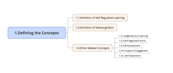 Cognition And Instructionmetacognition And Self Regulated Learning