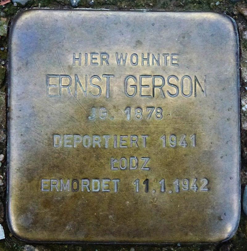 Ernst Gerson