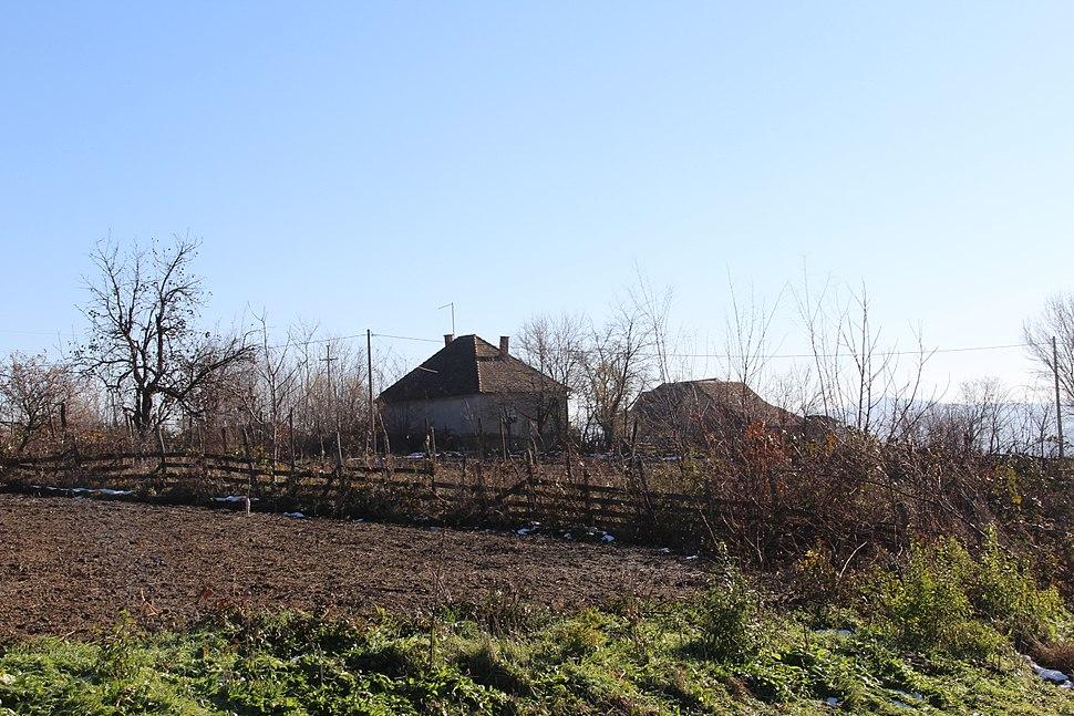 Selo Gola Glava - opština Valjevo - zapadna Srbija - panorama 5