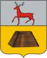 Semyonov COA (Nizhny Novgorod Governorate) (1781).png