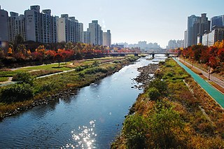 Seongnam Specific city in Sudogwon, South Korea