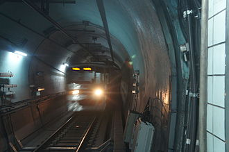 Seoul Subway Line 5 - Image: Seoul Subway 5000