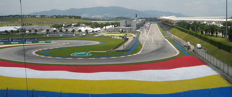 File:Sepang international circuit pit lane.jpg