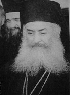 Seraphim of Athens Greek archbishop