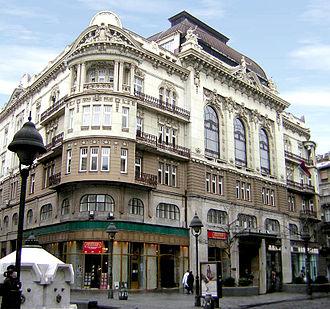 Stari Grad, Belgrade - Serbian Academy of Sciences and Arts