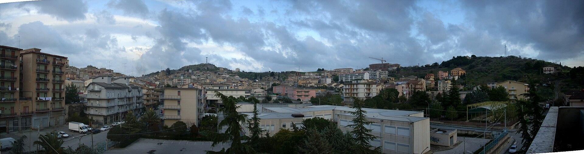 Serradifalco – Veduta