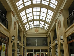 Bryn Mawr Film Institute - Atrium