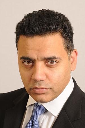 Shahid Malik - Image: Shahid Malik