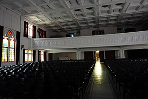 Shanghai No. 3 Girls' High School - Shanghai No. 3 Girls' High School, theater
