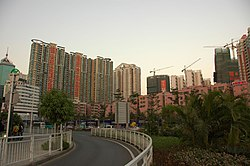Skyline of Cheng