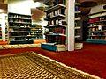 Shaykh Rabee's library.JPG