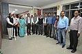 Shefali Shah With NCSM Staff - NCSM HQ - Kolkata 2017-12-14 6495.JPG