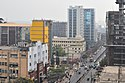 Sheikh Mujib Road from C&F Tower (02).jpg