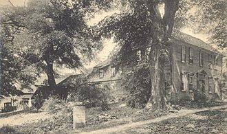 Deerfield, Massachusetts - Sheldon Homestead, c. 1912