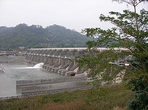 Shihgang Dam - Shihgang Dam