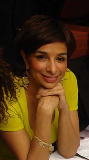 "Karl Munro - Shobna Gulati (pictured) explained that her character Sunita Alahan finds Karl attractive because of his ""naughty"" side, and his own attentions to her."