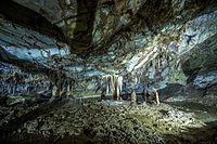 Shpella e gadimes foto Arben Llapashtica.jpg
