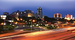 Downtown Shreveport, Louisiana