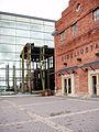 Sibelius Hall Lahti entrance.JPG