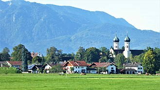 Benediktbeuern Abbey - Benediktbeuern Abbey