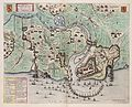 Siege of St. Geertruidenberg by Maurice of Orange in 1595 - Obsidio St. Geertrvydenberg'.jpg