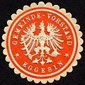 Siegelmarke Gemeinde - Vorstand - Eggesin W0232820.jpg