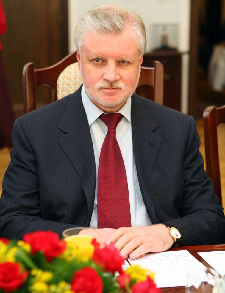 Siergiej Mironow