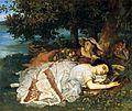 Signorine sulla riva della senna,Coubret.jpg