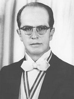 Luis Adolfo Siles Salinas 49th President of Bolivia