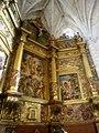 Simancas - Iglesia de El Salvador, interior 29.jpg